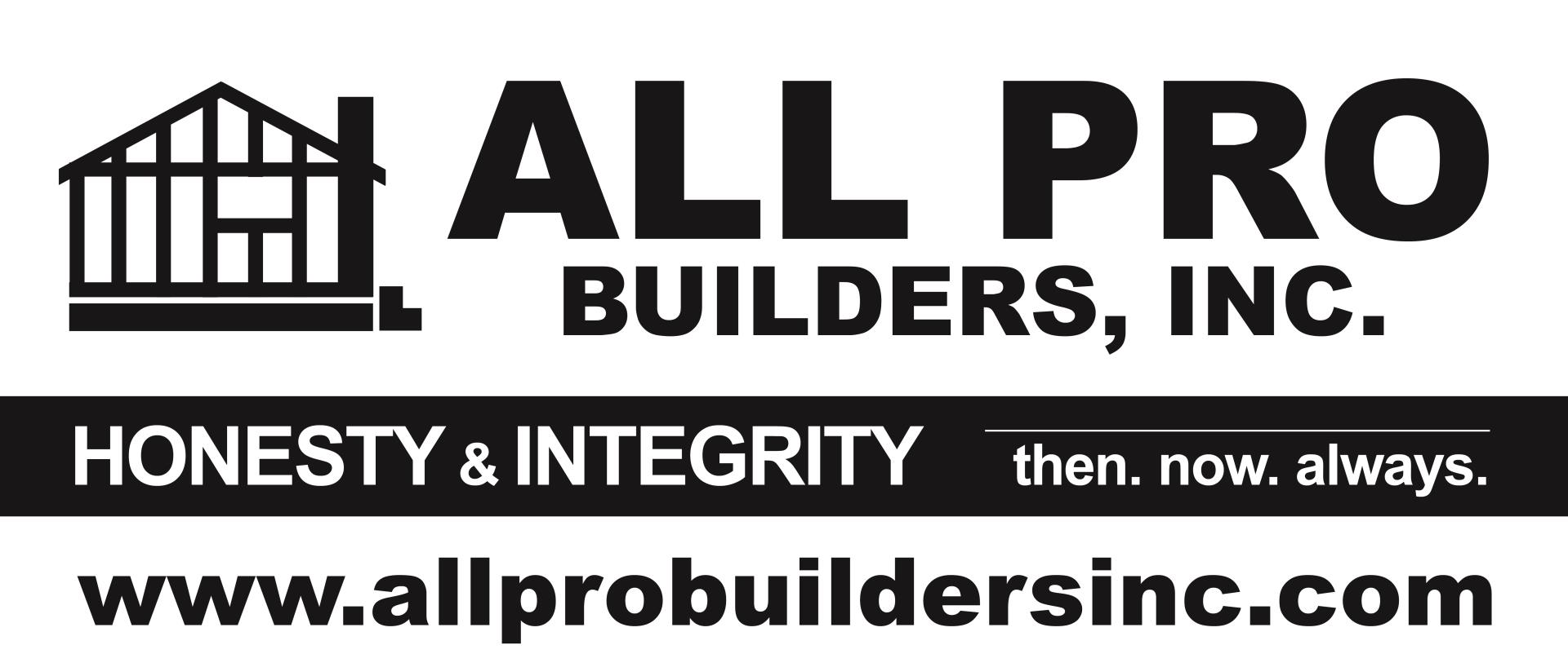 All Pro Builders