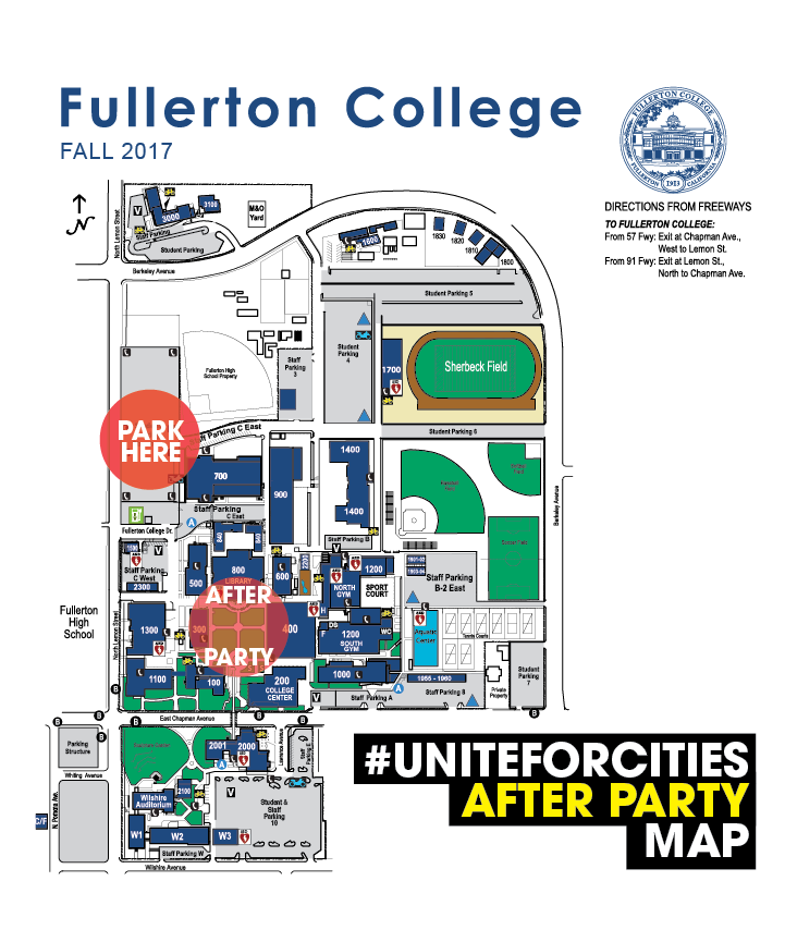 After Party Map